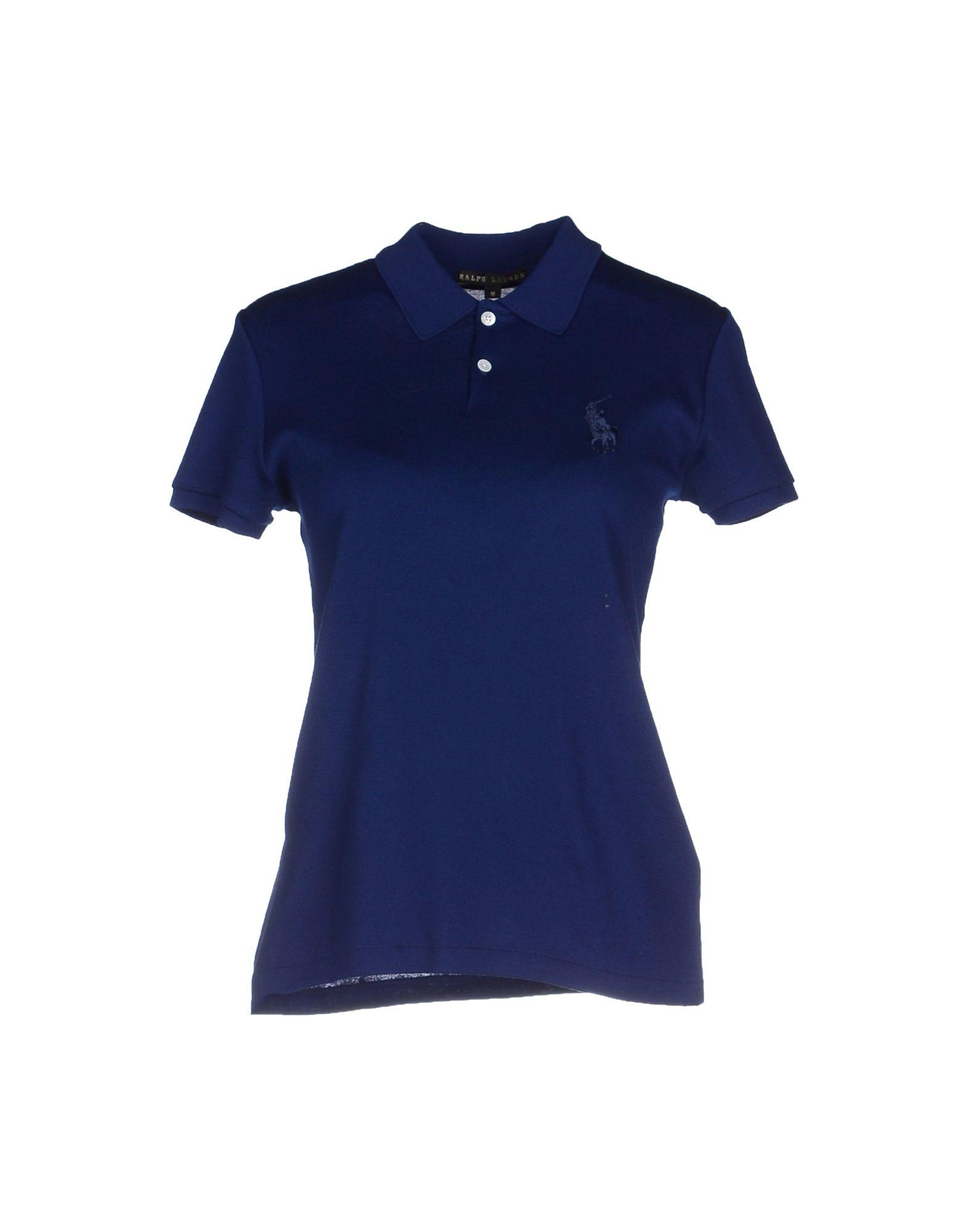 Ralph lauren black label polo shirt in blue dark blue lyst for Ralph lauren black label polo shirt