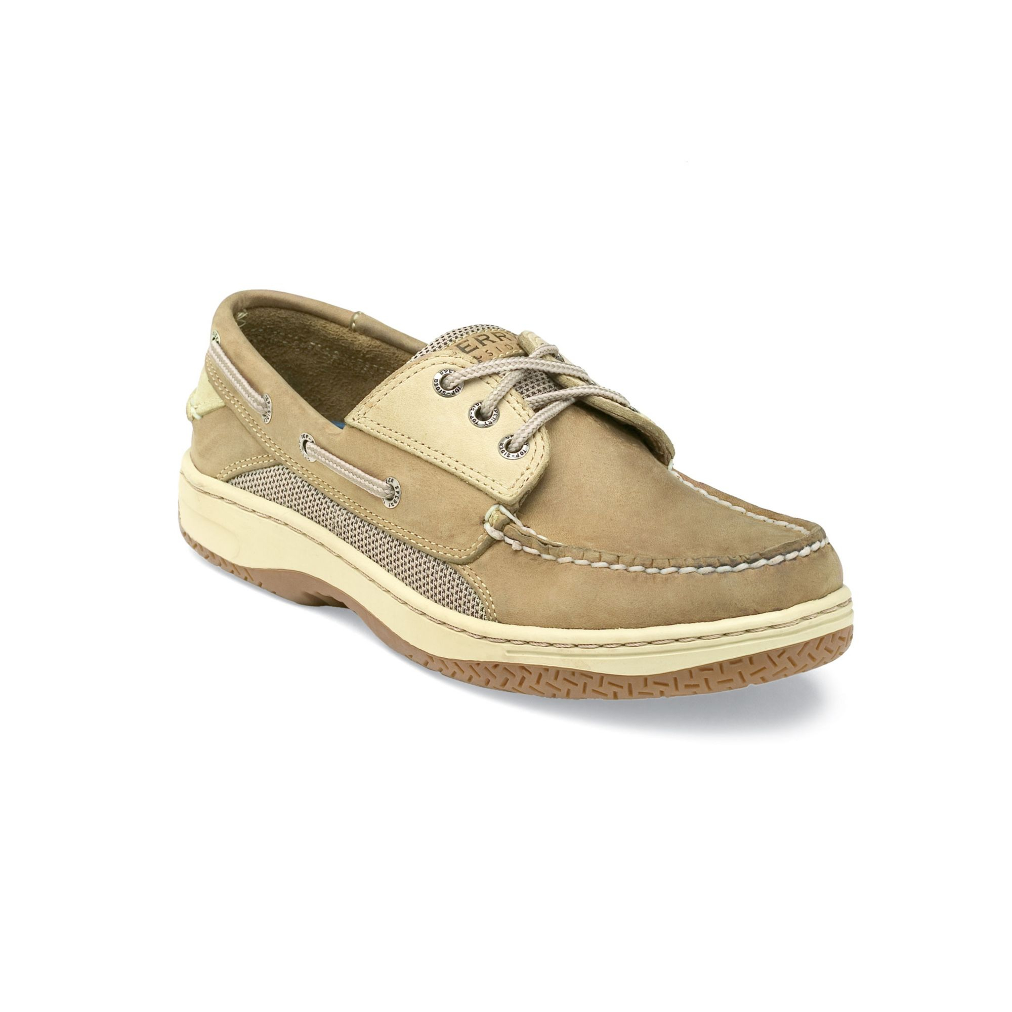 Macy S Mens Leather Boat Shoes