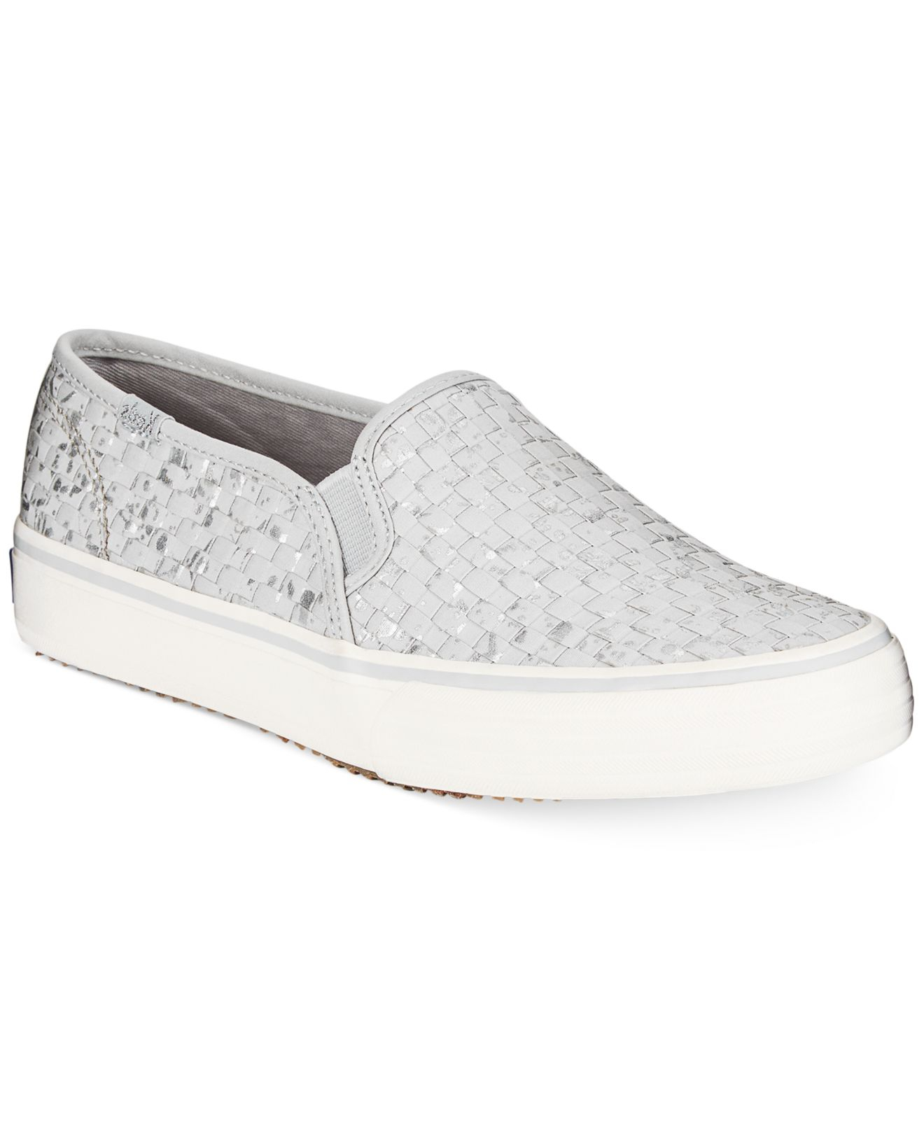 Keds Double Decker Slip On Womens Shoes