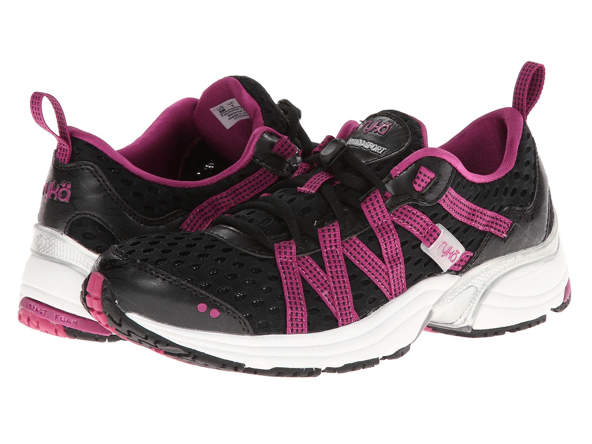 Ryka Womens Grafik Silver Athletic Shoes