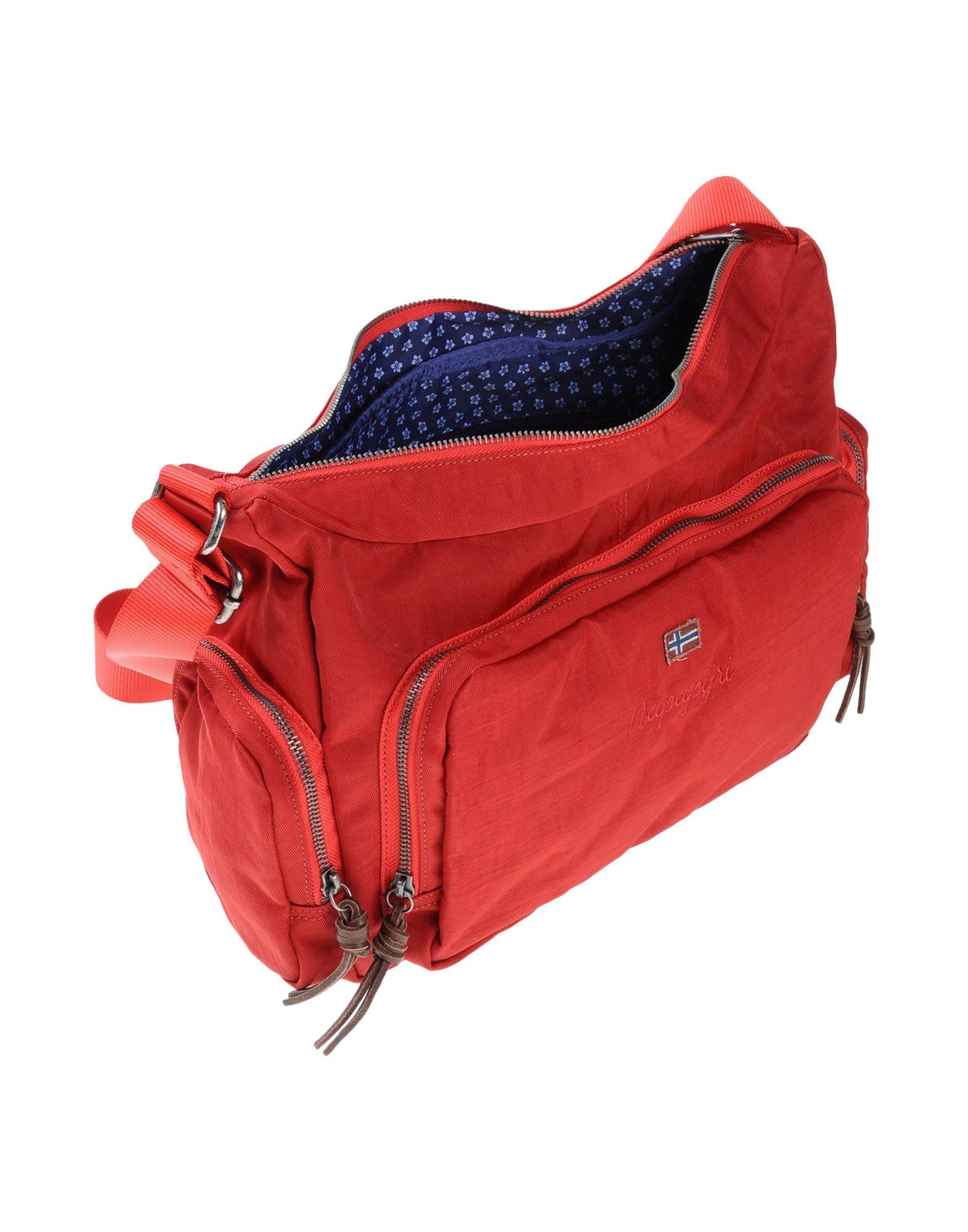 Napapijri Synthetic Cross-body Bag in Red
