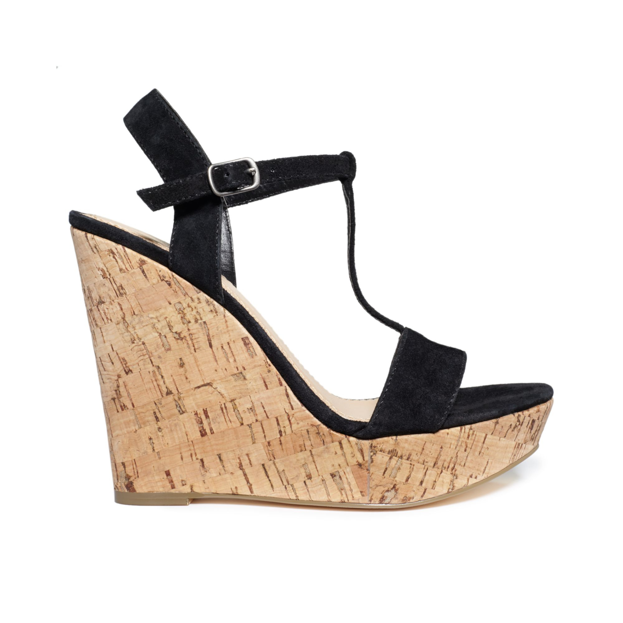 717ade77eccb Charles By Charles David Feature Women Open Toe Synthetic Black Wedge  Sandal See Details Product - Charles By Charles David Sweetness Women  Pointed Toe ...