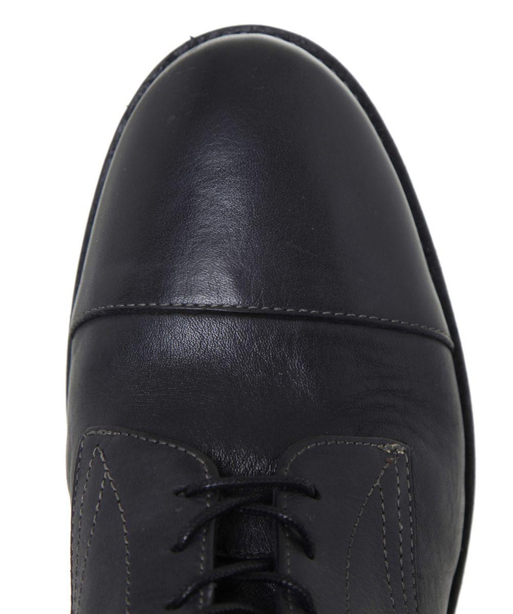 c4bb9eb62bc H by Hudson Black Drum Dye Palmer Boots for men