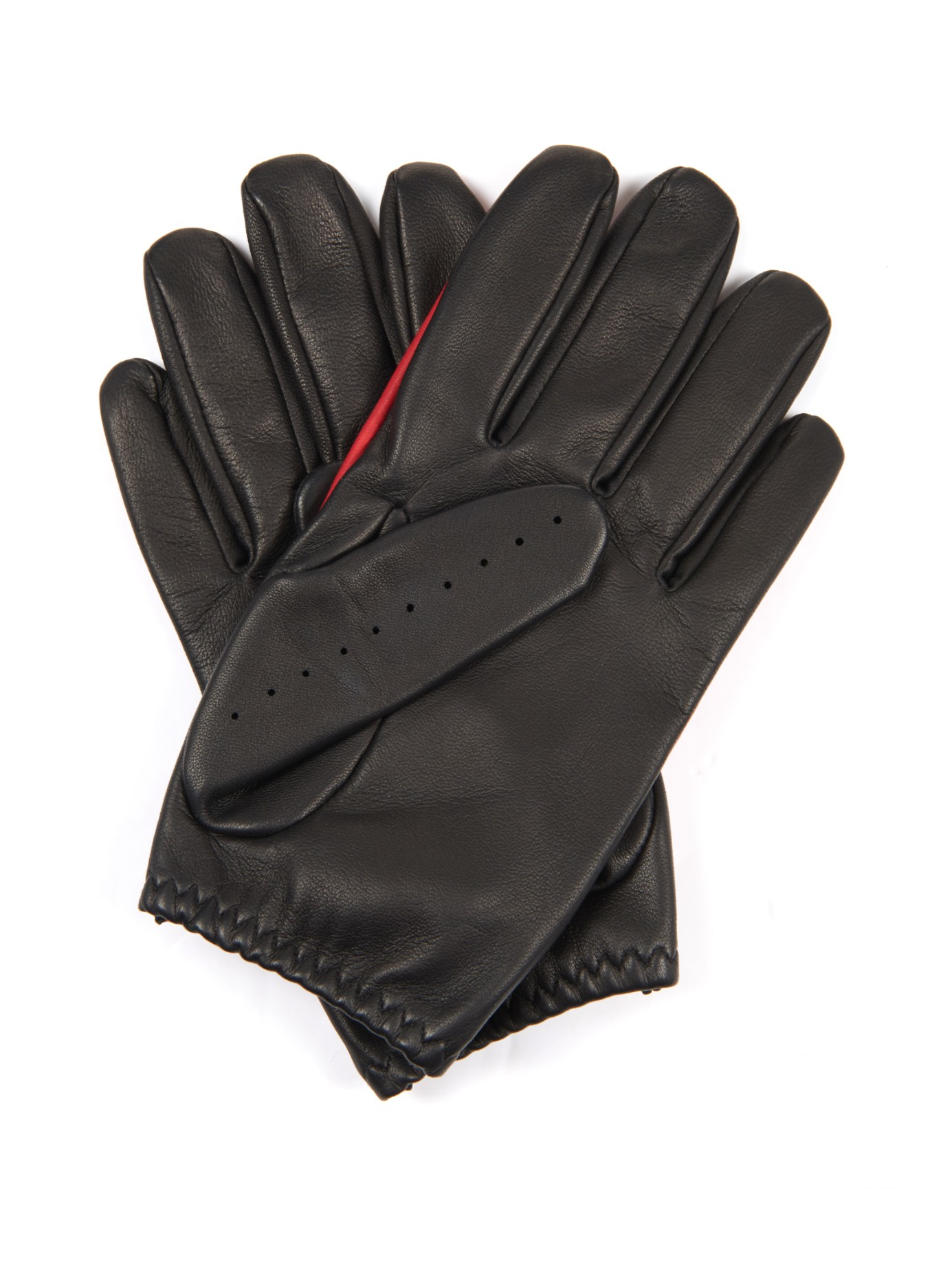 James bond leather driving gloves - Gallery