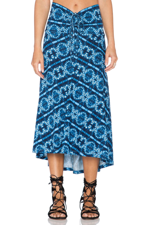 Lyst Patagonia Kamala Convertible Dress In Blue