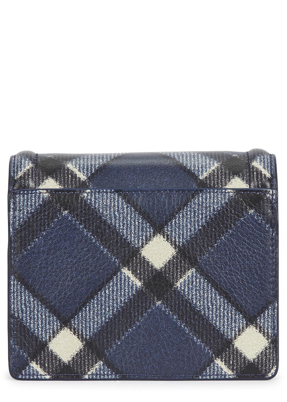 Marc By Marc Jacobs Top Schooly Jax Plaid Cross-Body Bag in Blue