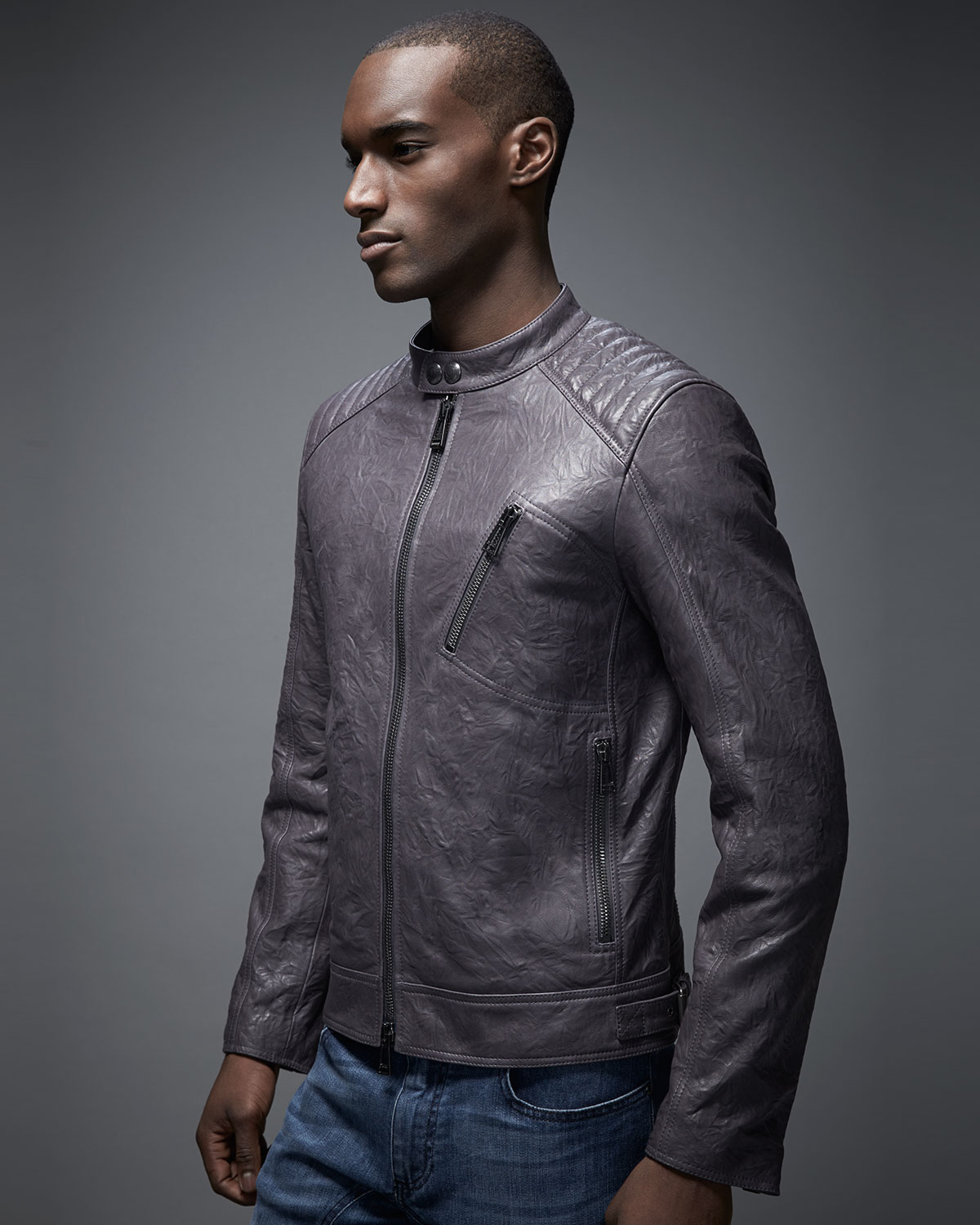 Belstaff K Racer Leather Jacket