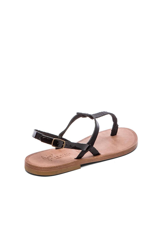 36ff716b8689 Lyst - Joie A La Plage Topanga Sandal in Black
