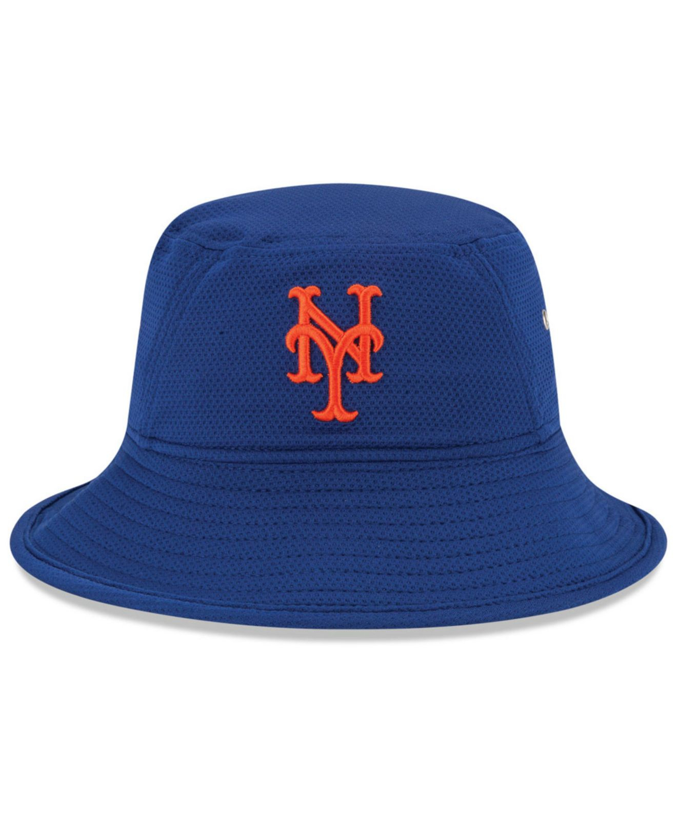 Lyst - KTZ New York Mets Redux Bucket Hat in Blue ca313ebd95f