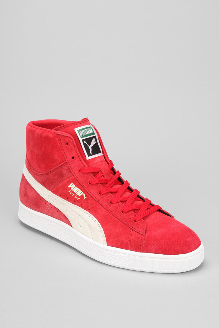 red puma high tops