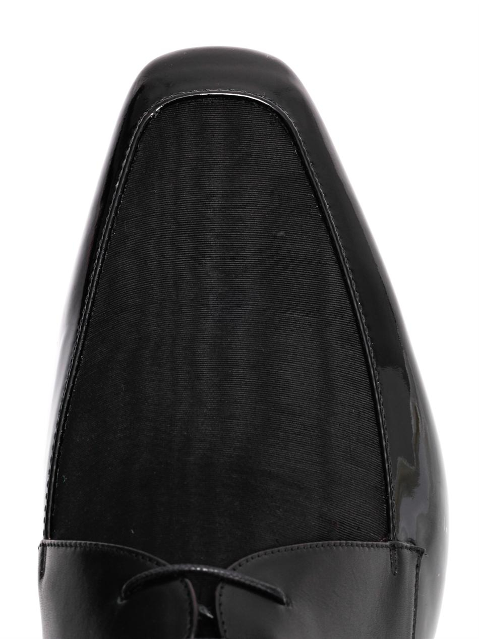 louboutin men - Christian louboutin New Orleans Lace Up Leather Shoes in Black for ...