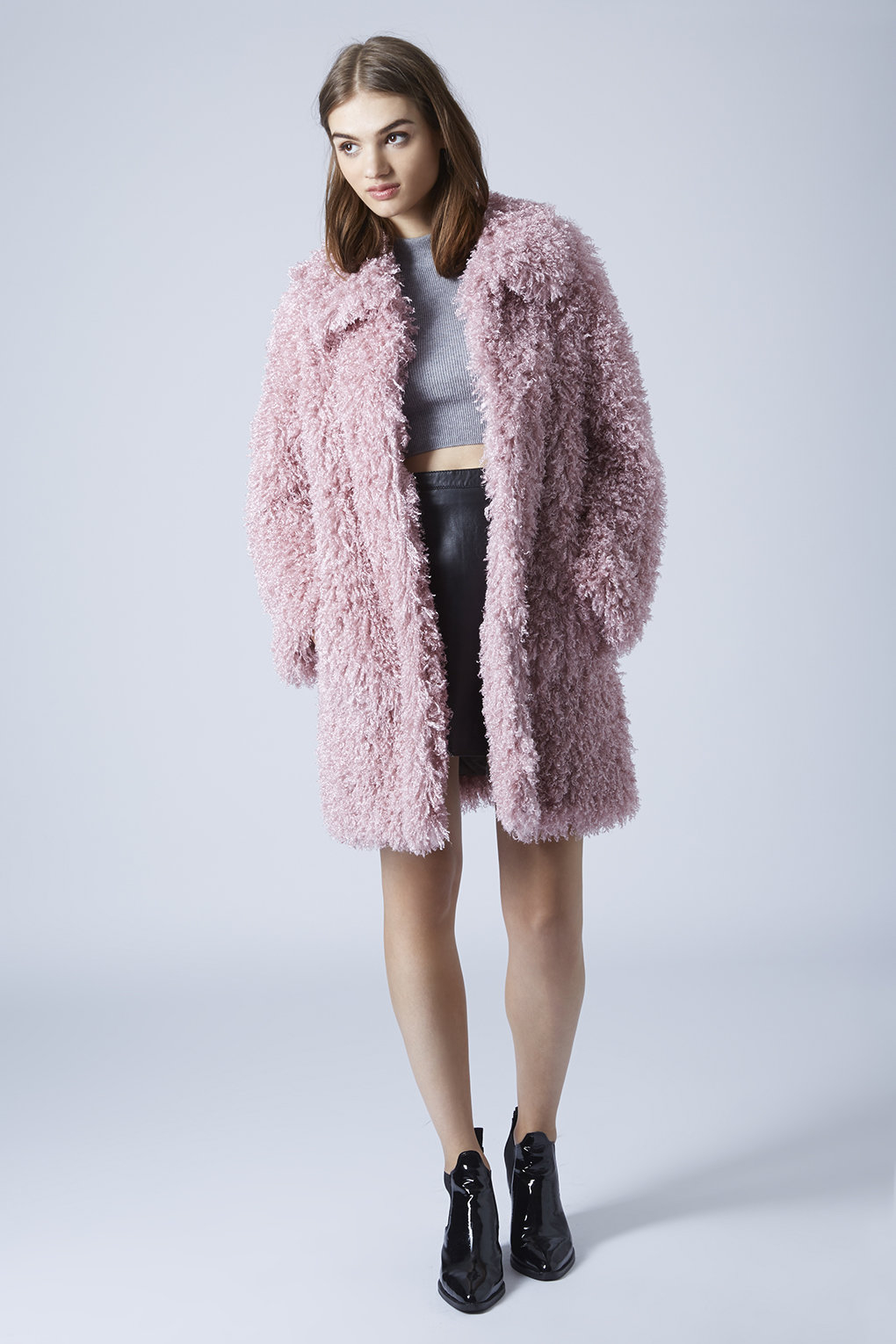 Topshop coats women