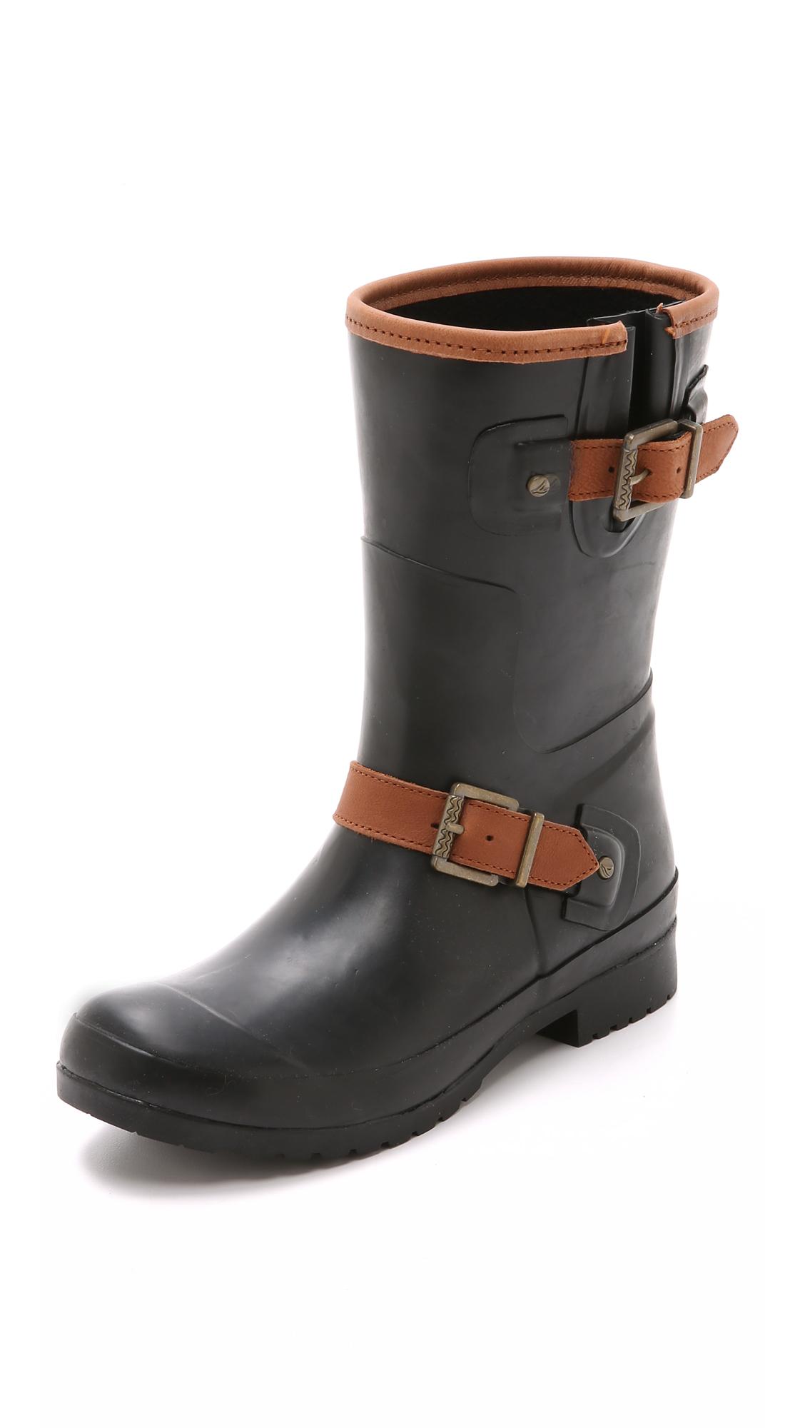 Sperry Top-Sider Walker Fog Rain Boots