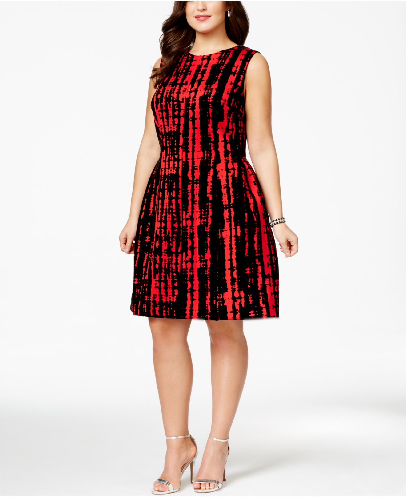 Lyst Calvin Klein A Macy S Exclusive In Red