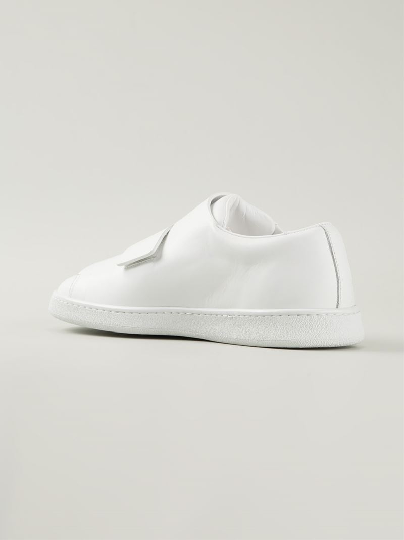 d127d4e2cabd0 Lyst - Acne Studios  triple Lo  Sneakers in White for Men