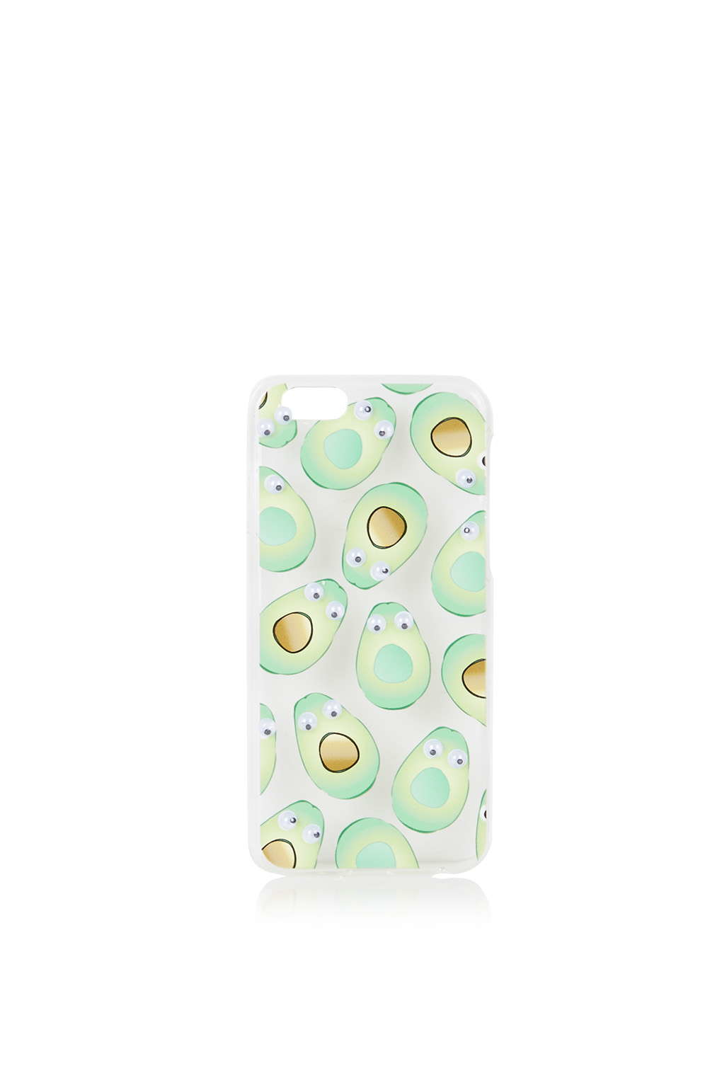 sports shoes 9b1fa 7dd09 TOPSHOP Multicolor Googly Avo Iphone 6 Case By Skinnydip