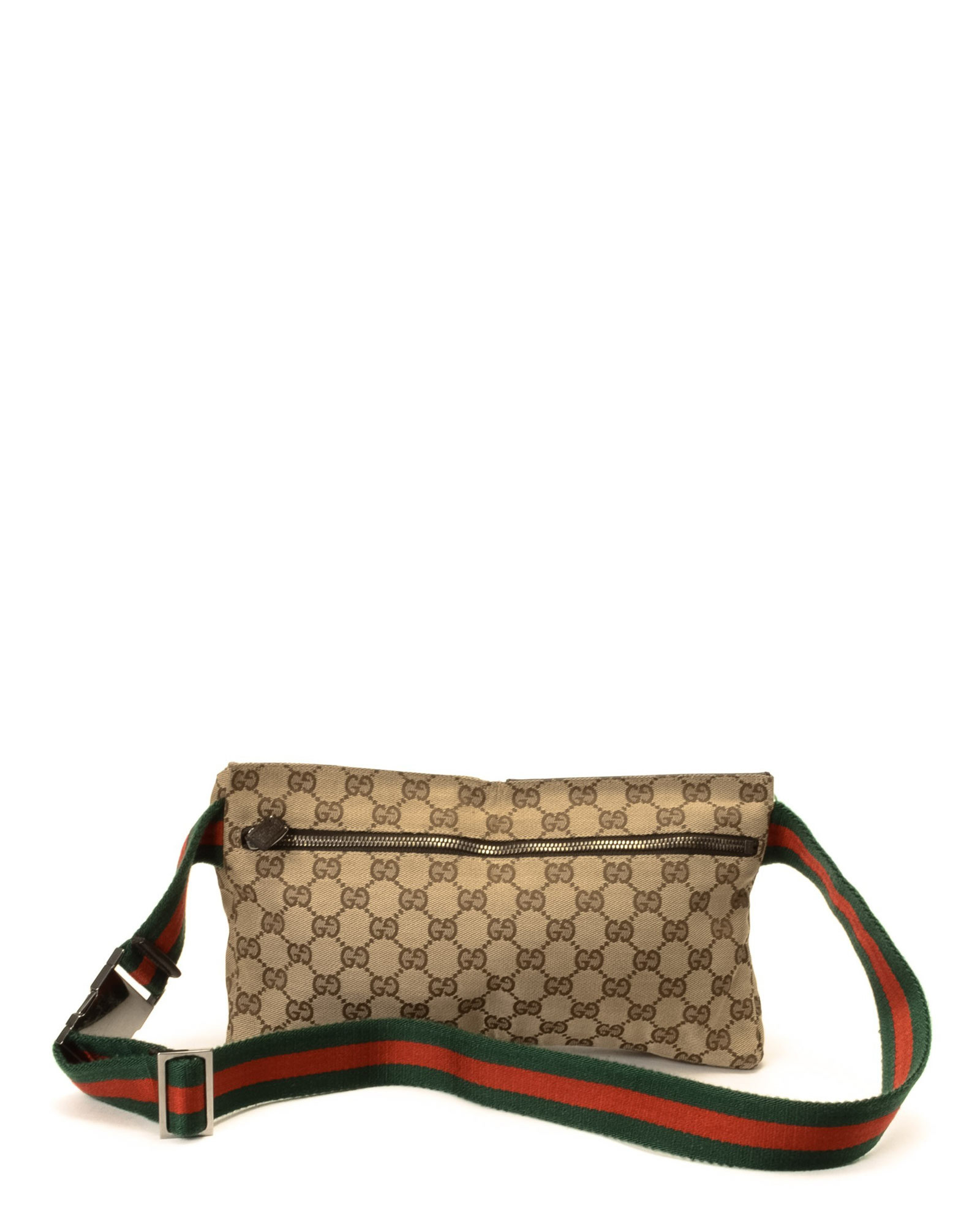 b0818a086a785e Gucci Waist Pouch - Vintage in Brown for Men - Lyst