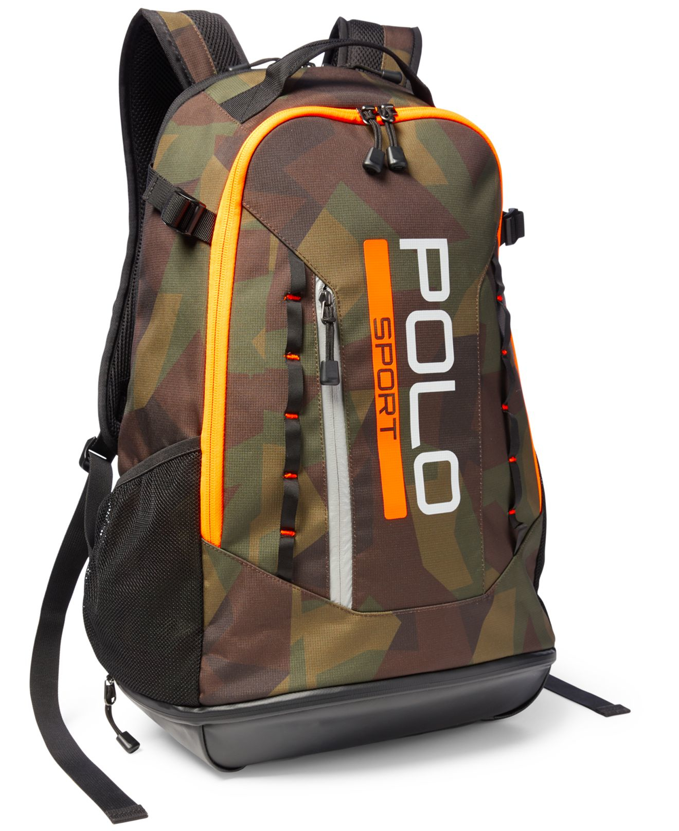 Polo ralph lauren Polo Sport Backpack in Brown for Men | Lyst