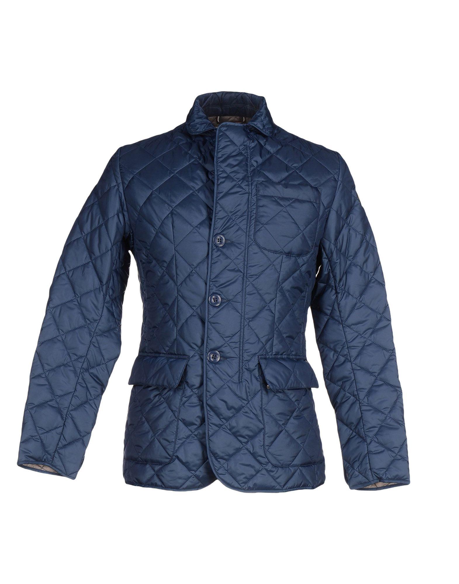 colmar jacket in blue for men dark blue lyst. Black Bedroom Furniture Sets. Home Design Ideas
