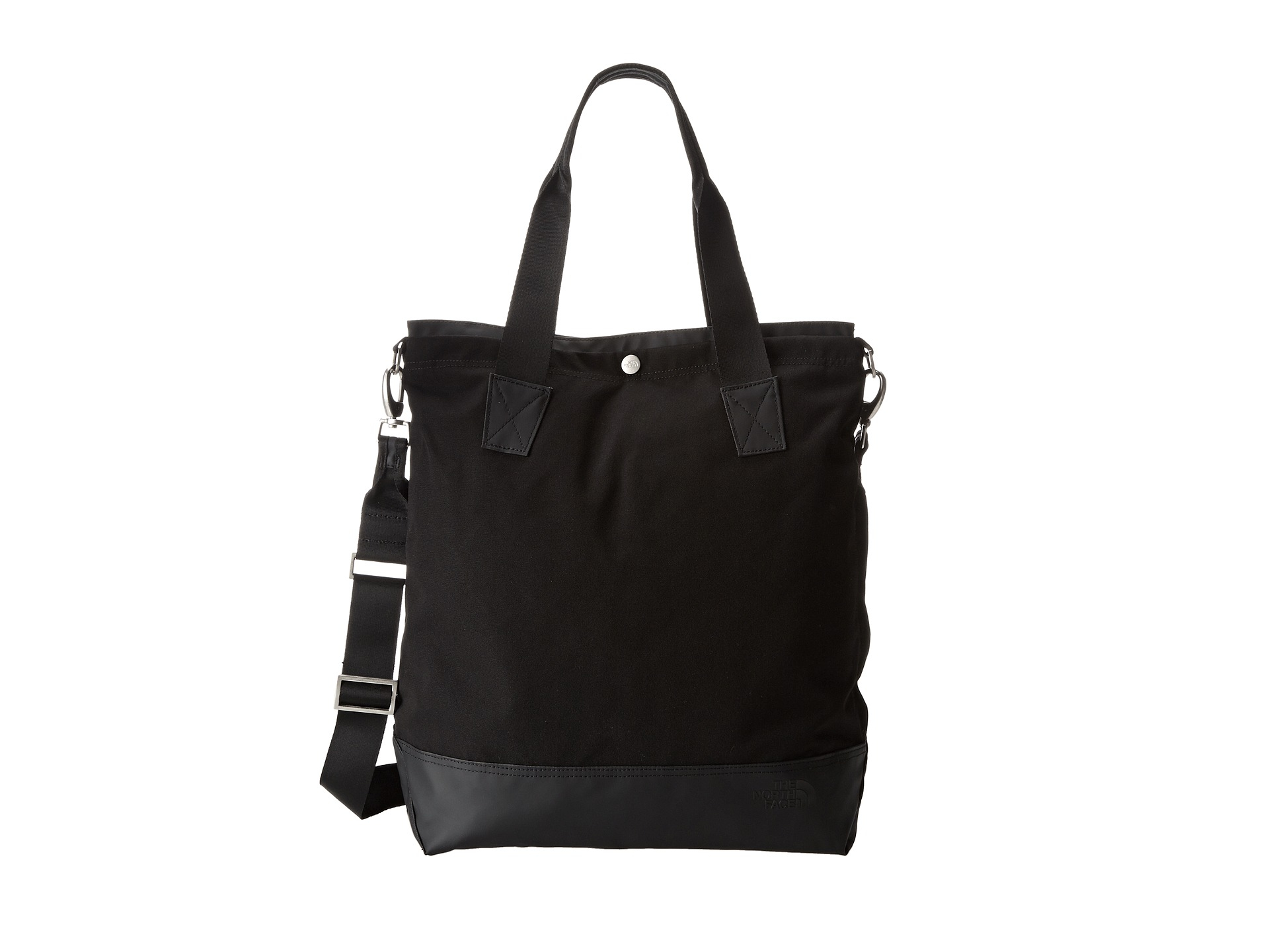 The north face Taylor Tall Tote in Black | Lyst