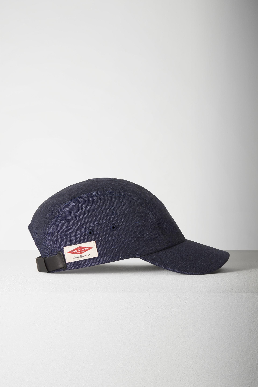 d847448ec5b ... ireland lyst rag bone 5 panel hat in blue for men fd8a7 9a4d1