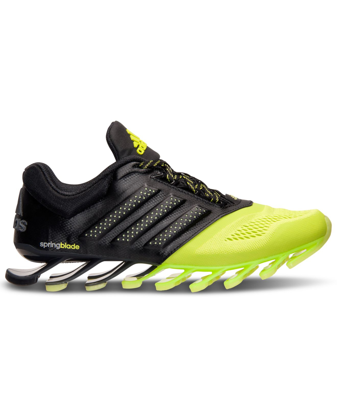 ... coupon code for lyst adidas mens springblade drive 2.0 running sneakers  from finish line in yellow 3a0c4bdec35ff