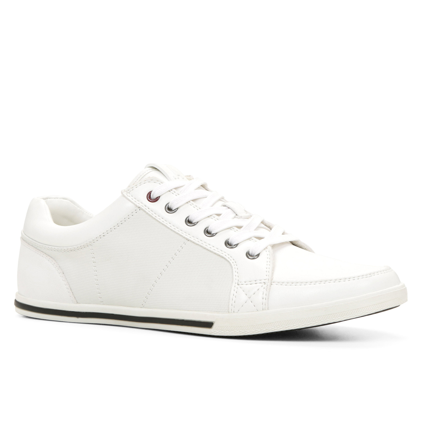 aldo jagger u in white for lyst
