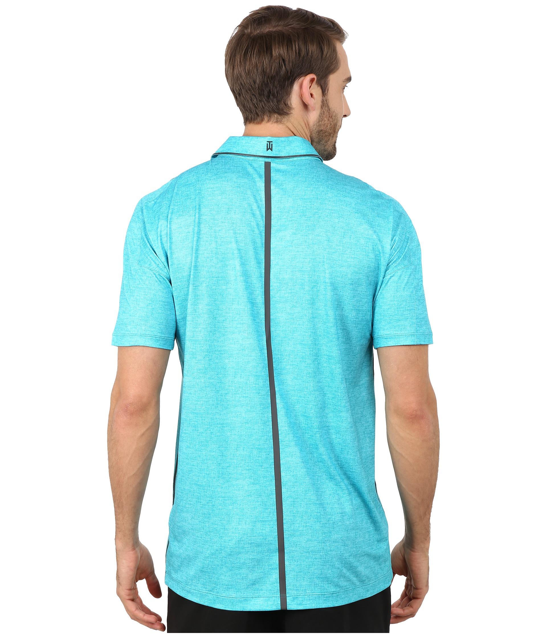 Long Sleeve Golf Shirts Nike Chad Crowley Productions