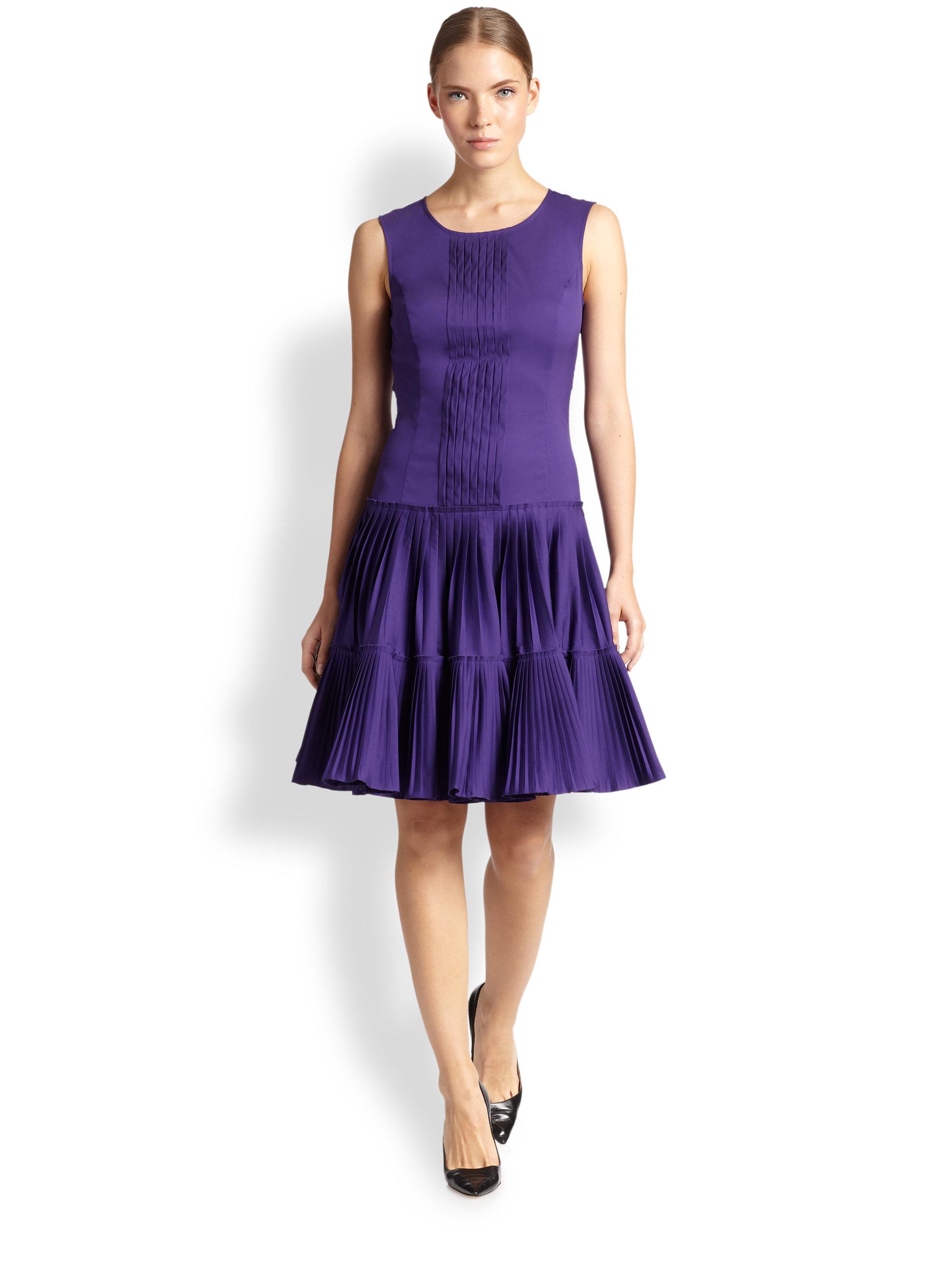 Hermosa Oscar De La Renta Cocktail Dresses Ideas Ornamento ...