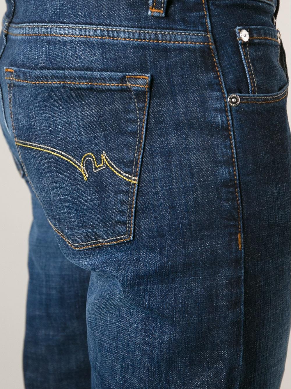 Jeans Slim Men