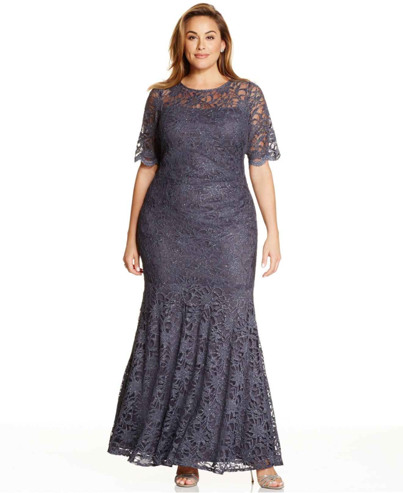 abby z plus size dresses xscape