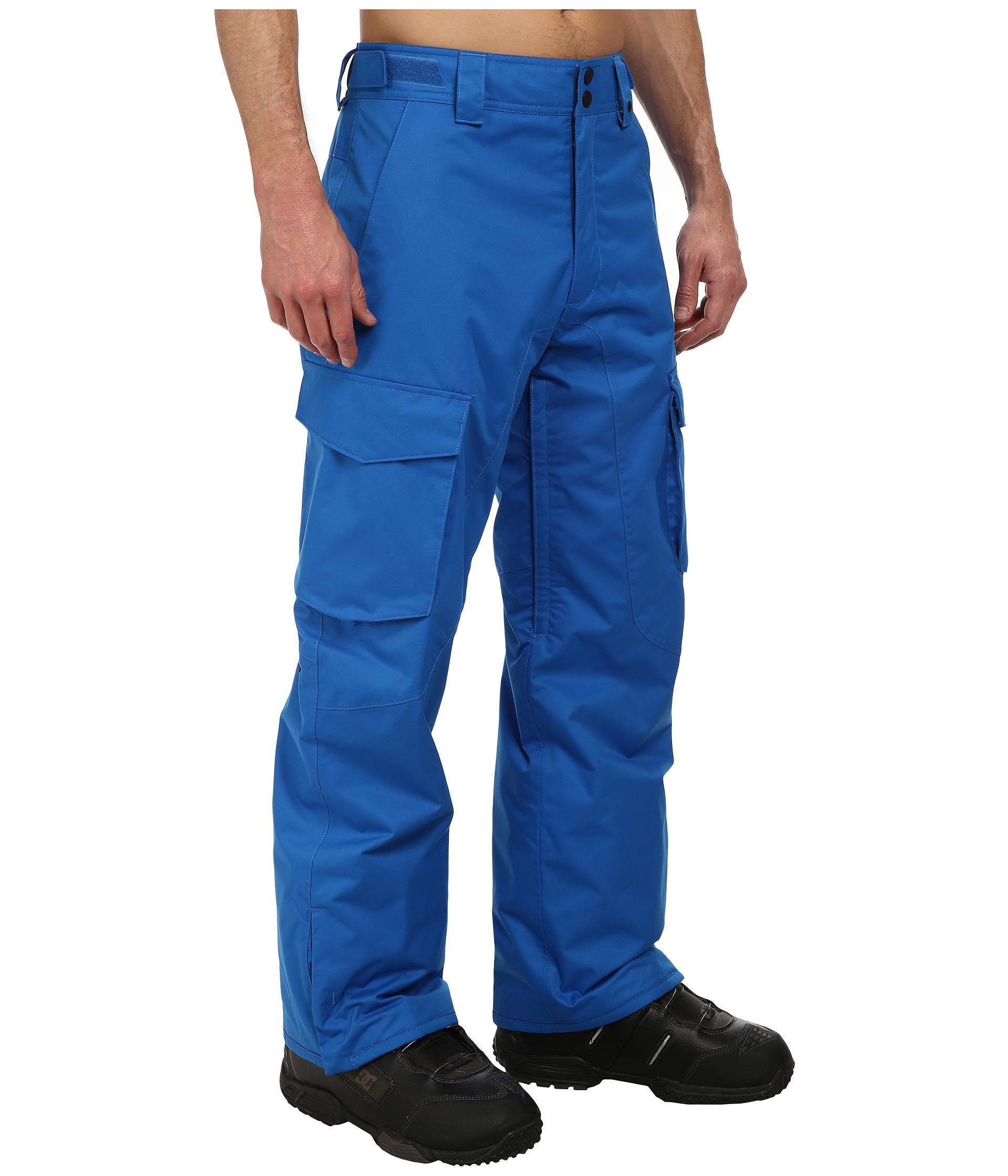 626d7862e1 Lyst - Oakley Task Force Shell Cargo Pant in Blue for Men