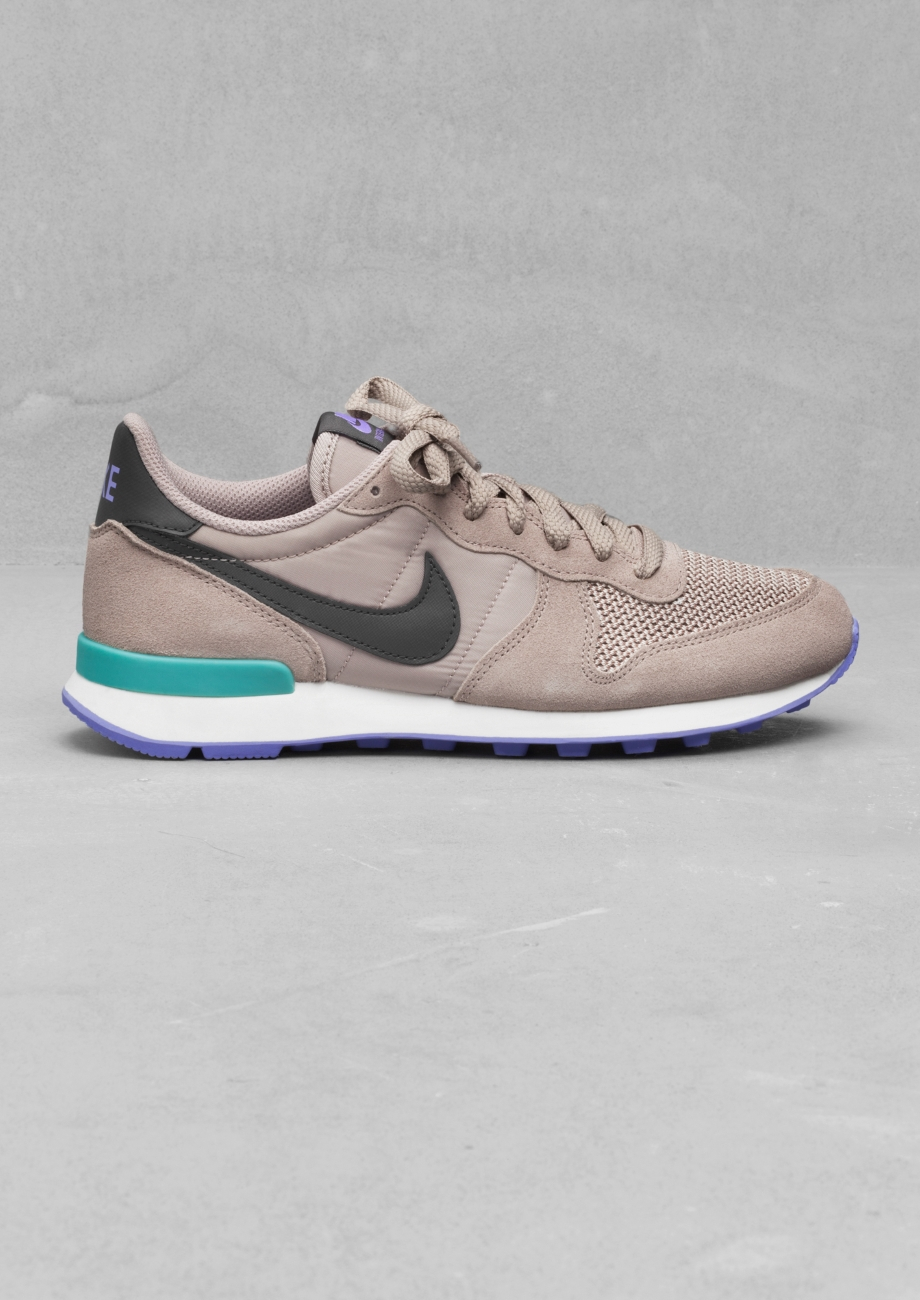 watch bd542 b952c   Other Stories Nike Internationalist in Natural - Lyst