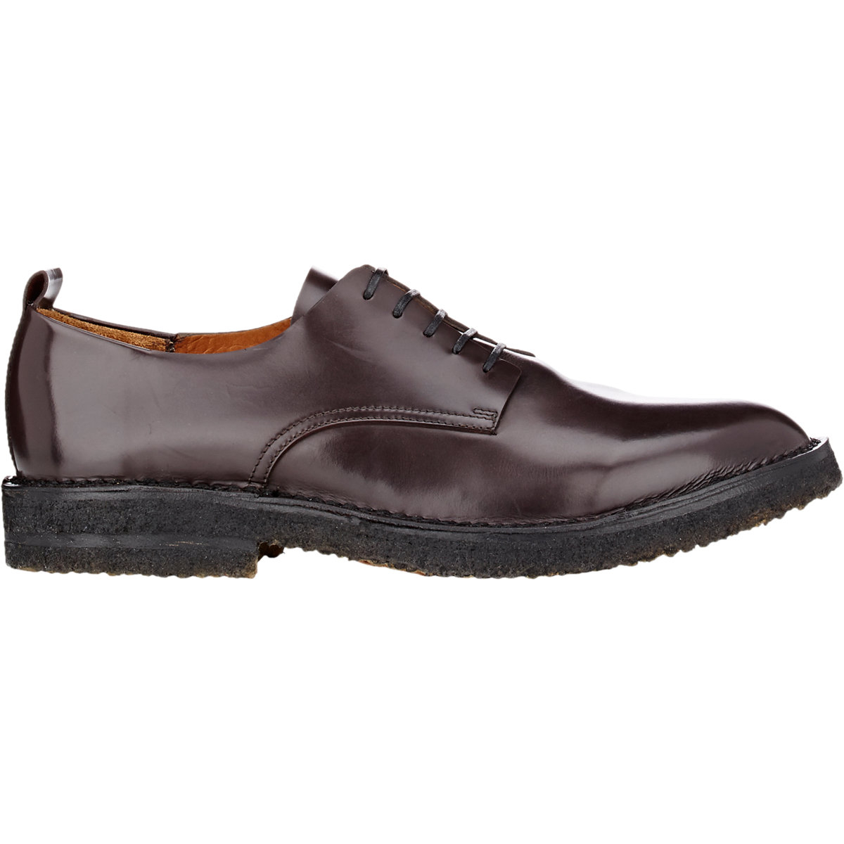 Mens Leather Bluchers Buttero SNm3ZowzF