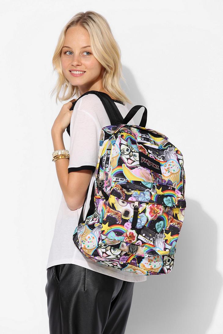 Jansport Black Label Superbreak Backpack   Lyst