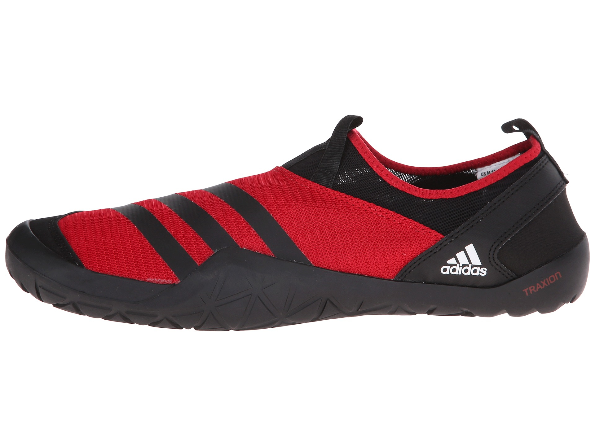 Lyst Adidas Originals Climacool® Jawpaw Jawpaw Jawpaw Slip on in Red for Men 6ec600