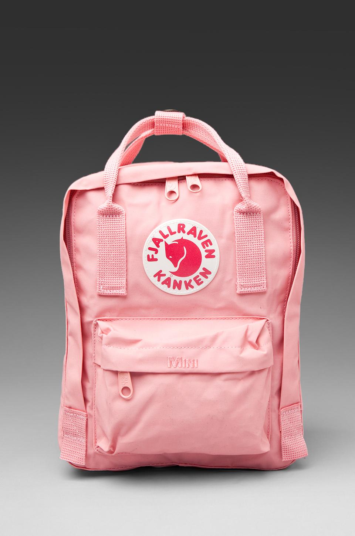 fjallraven mini backpack pink