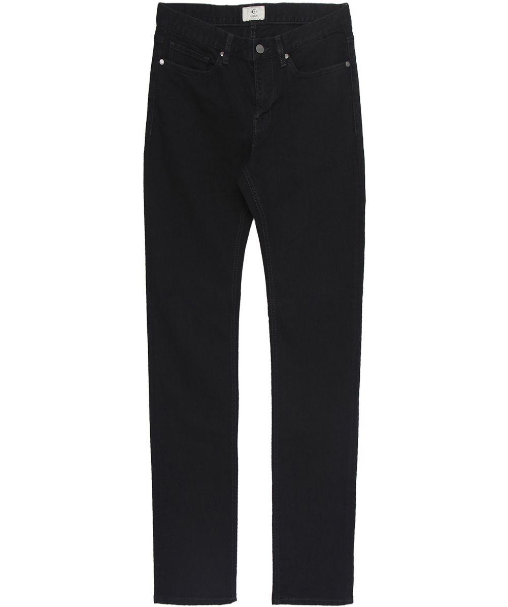 Cerruti 1881 Slim Fit Jeans in Black for Men | Lyst