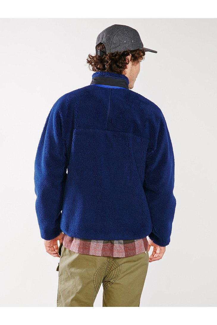 Lyst Patagonia Classic Retro X Jacket In Blue For Men