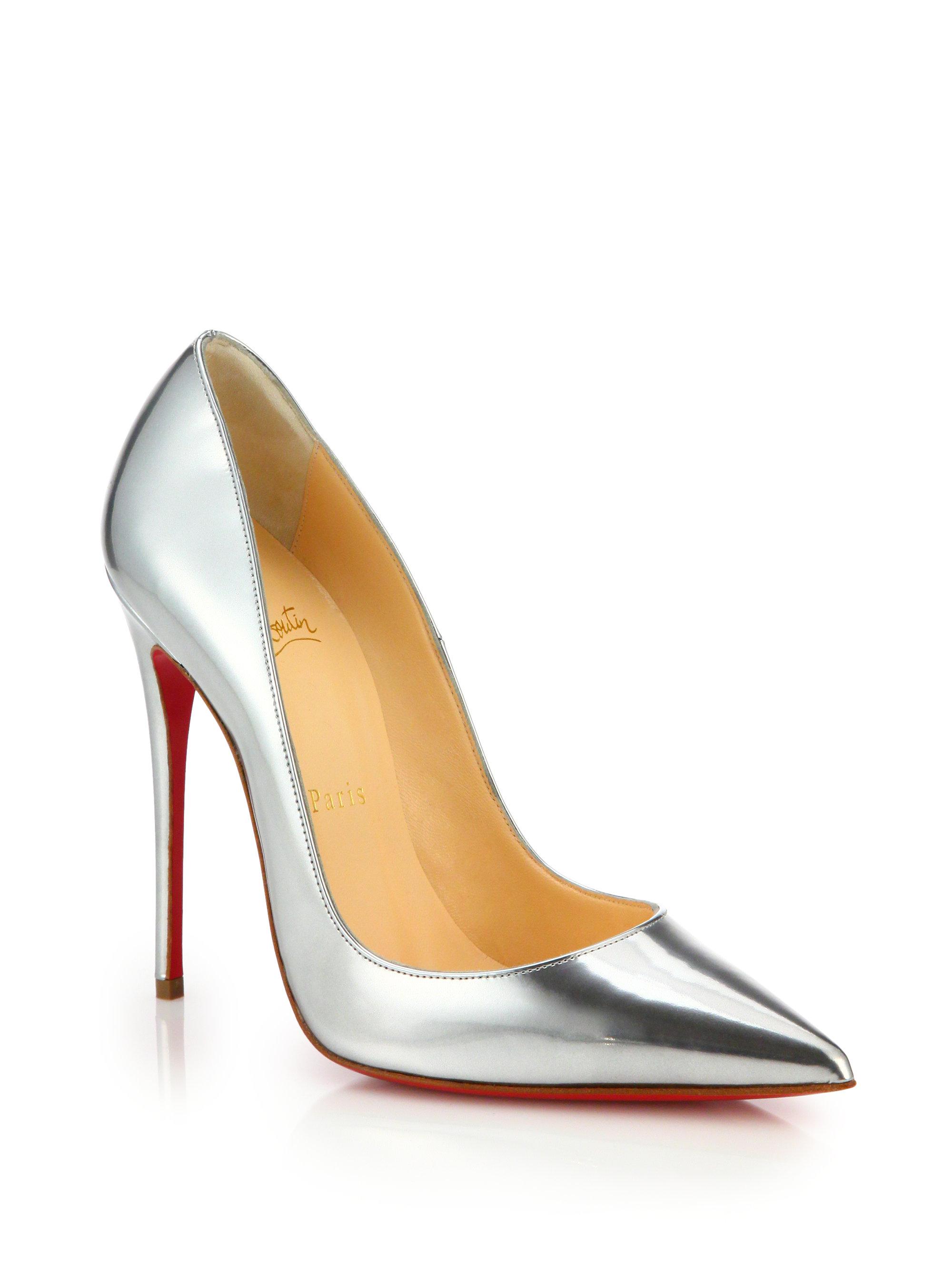 hot sale online 3d864 fdbb9 Metallic Women's So Kate Pumps