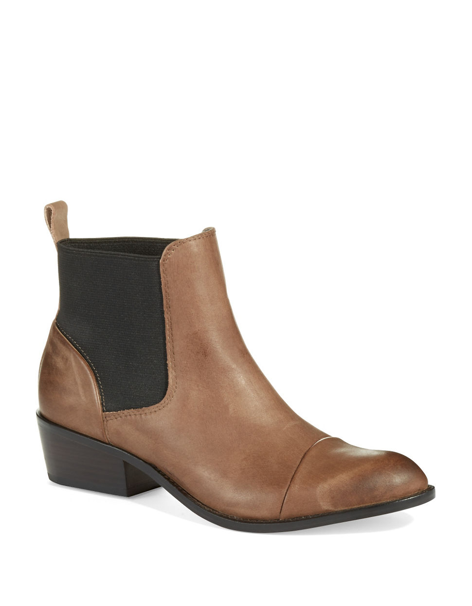 dolce vita vancie ankle boots in lyst