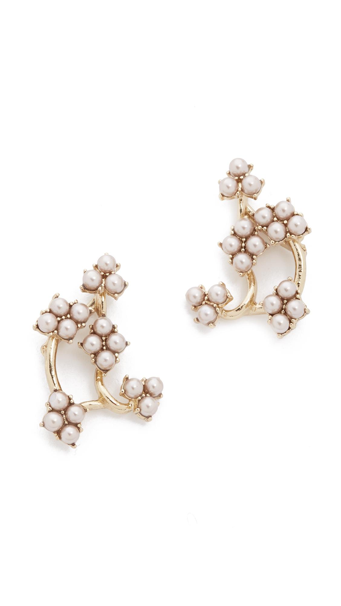 Lulu Frost Jackie Web Dangling Earrings eFh1bkN