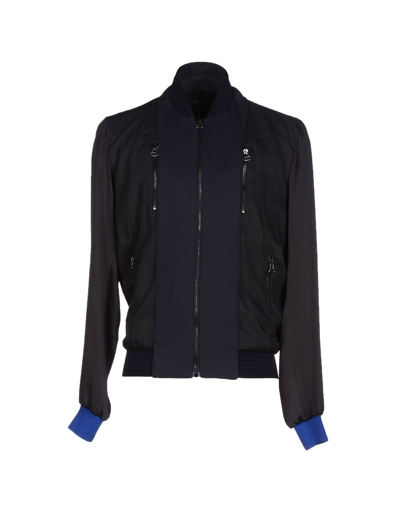 Lanvin Jacket in Blue for Men