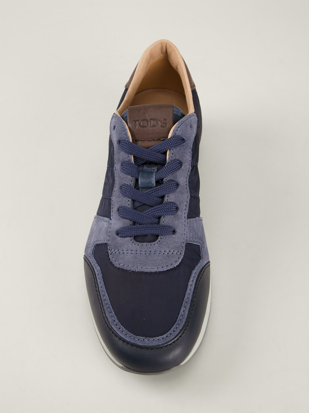 Tod's Tonal Running Style Trainers in