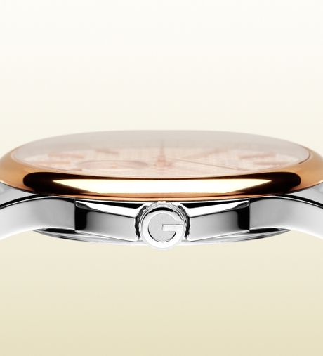 Gucci Pink Gold Watch Watch in Pink · Gucci