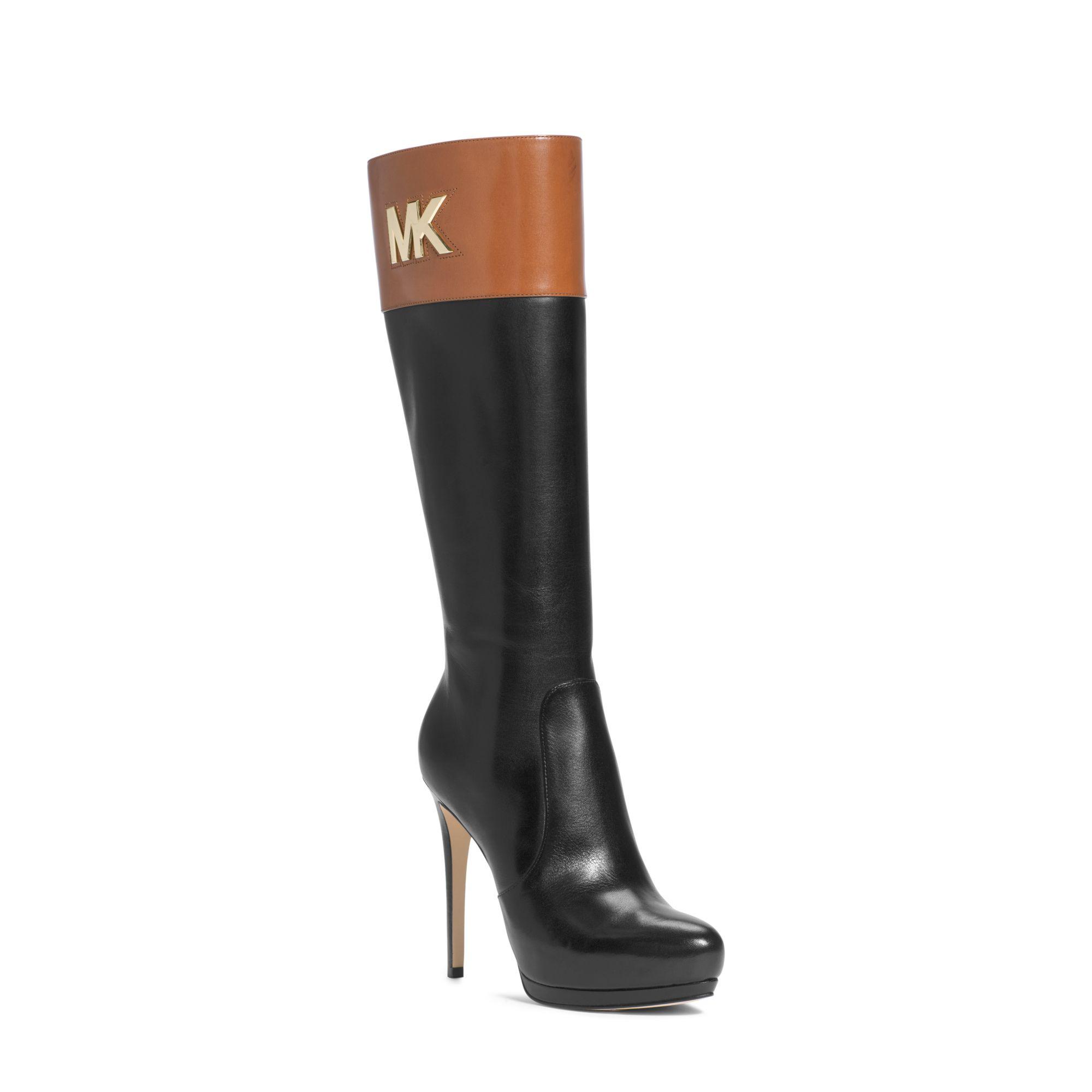 6bae6a5f889 Michael Kors Black Hayley Boot