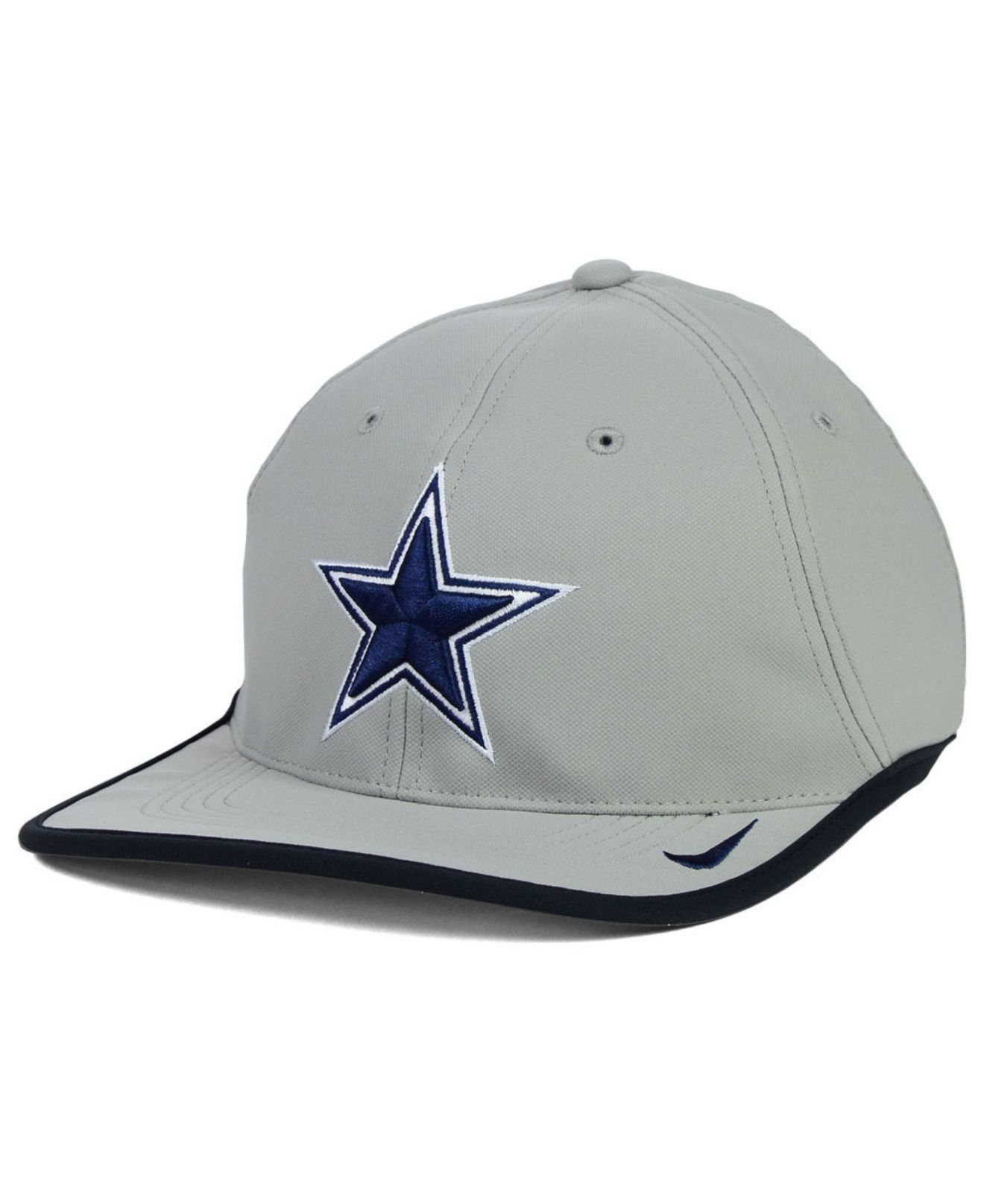 dallas cowboys nike cap