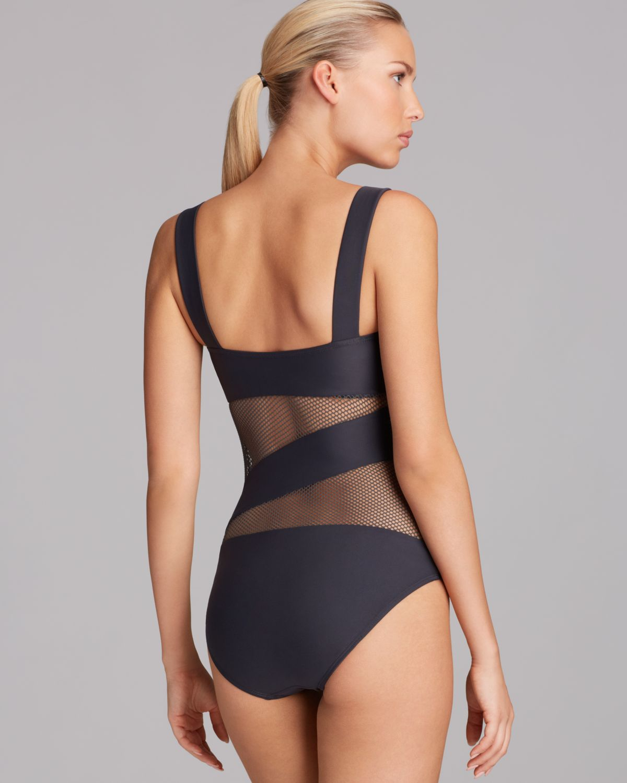 Can not Dkny swimwear black bikini cover tie