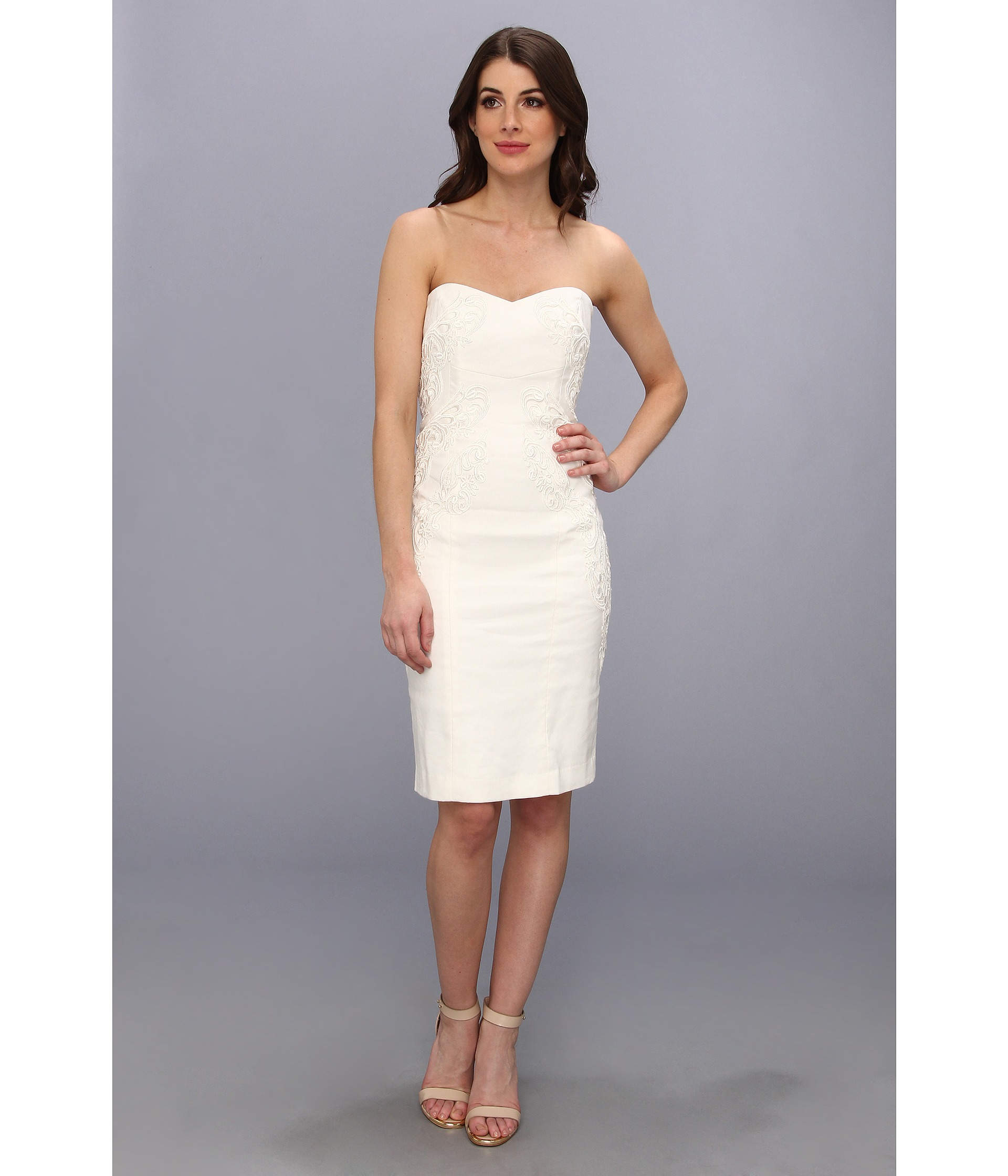 f6315af5 Gallery. Previously sold at: Zappos · Women's Nicole Miller Strapless