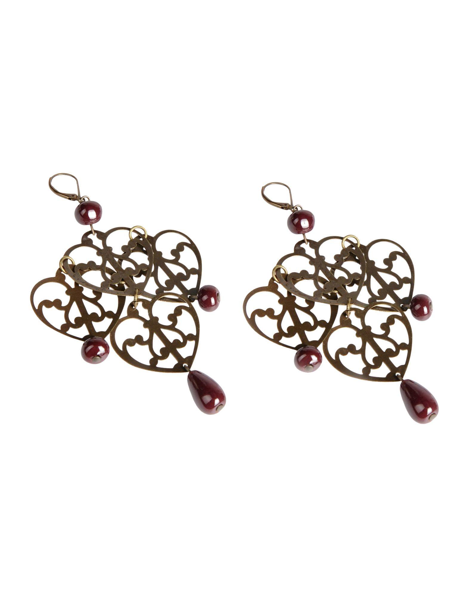 JEWELLERY - Earrings Erika Cavallini Semi Couture ChPTT